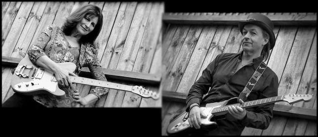 Gael Ludlow & Nigel Major