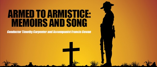 From Armed to Armistice-Memoirs and Song