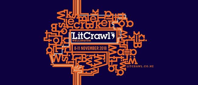 LitCrawl Extended 2018: Kaveh Akbar (Iran/USA) With Kim Hill
