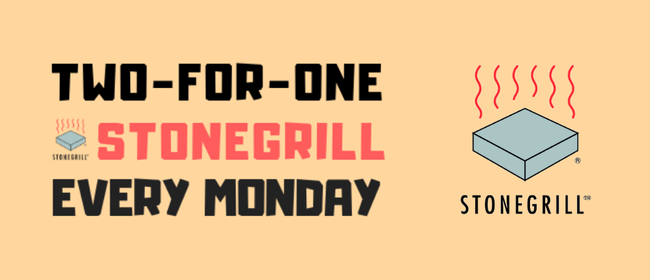D4 Weekly Deals: 2 for 1 Stonegrill