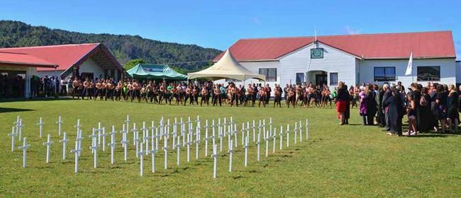 Waimana Armistice Commemoration
