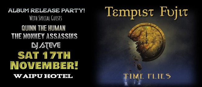Tempist Fujit - Album Launch