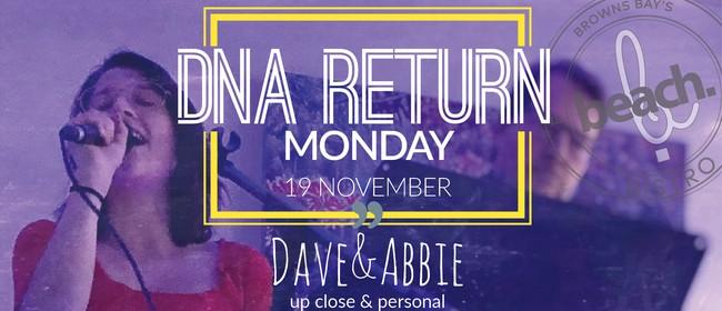 DNA Return