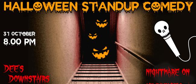 Ha Ha Halloween : Stand-Up Comedy Show