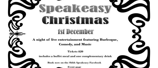 Speakeasy Christmas Function