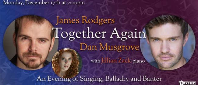 Together Again: An Evening of Singing, Balla