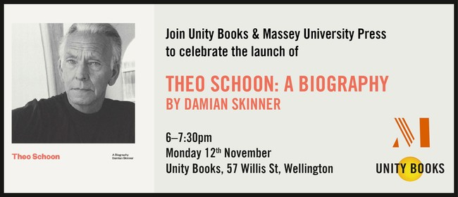 Book Launch - Theo Schoon by Damian Skinner