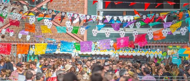 Dia De Los Muertos Street Fiesta 2018