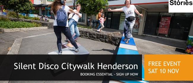 Silent Disco Citywalk Henderson Edition
