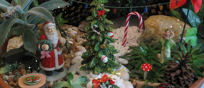 Highwic Miniature Christmas Garden Competition