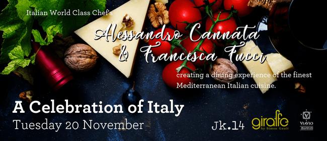 Celebration of Italy