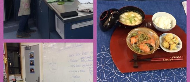 Cooking: Japanese Modern Homestyle - Next Step