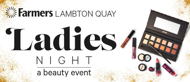 Ladies Night - A Beauty Event