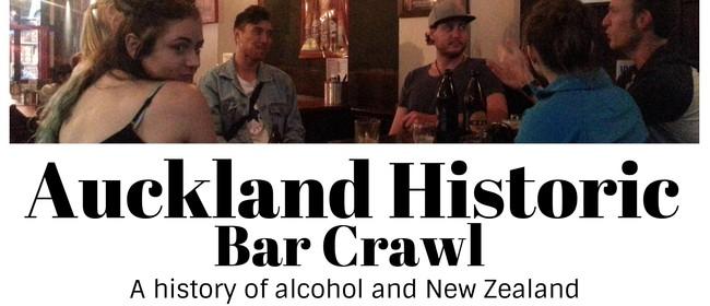 Auckland Historic Bar Crawl