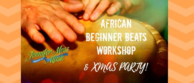 African Beginner Beats Workshop