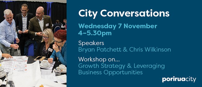 City Conversations - Growth Strategy & Leveraging Business