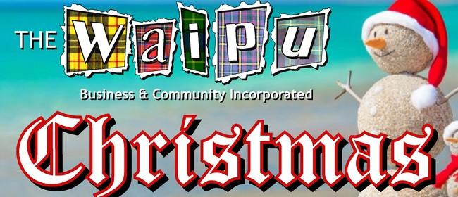 Waipu Christmas Parade