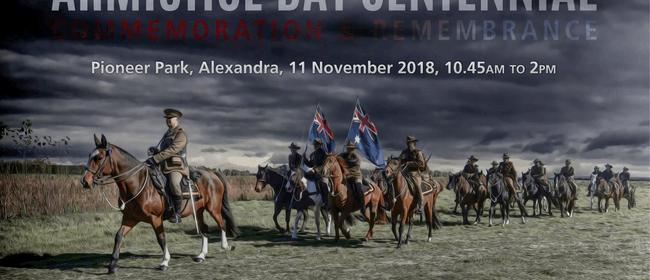 Armistice 100-year Commemoration Event