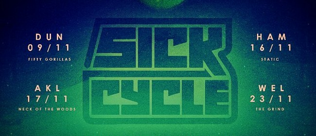 Sick Cycle's Hammered Album Tour