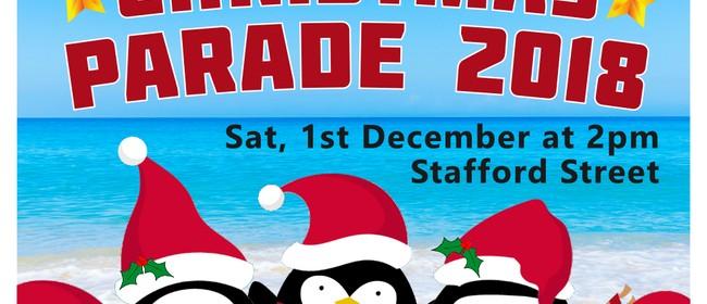 Timaru Christmas Parade 2018