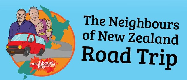 The Neighbours of New Zealand Road Trip