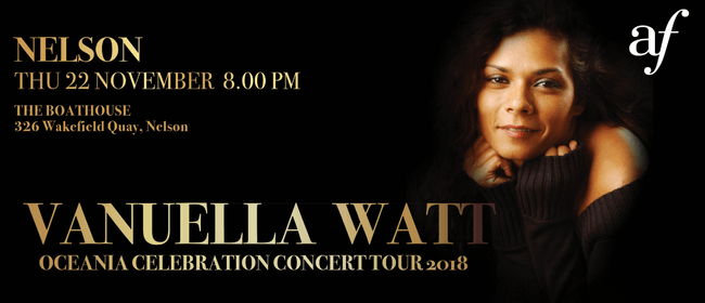 Vanuella Watt - Oceania Celebration Concert