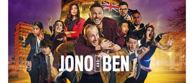 The Last Jono and Ben Record Ever!