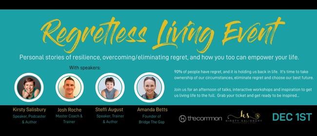The Regretless Living Event - Motivational Speakers