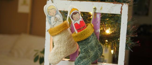 A Handmade Christmas Workshop