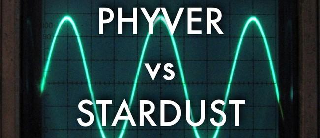 Wazwo Phyver vs Jorge Stardust