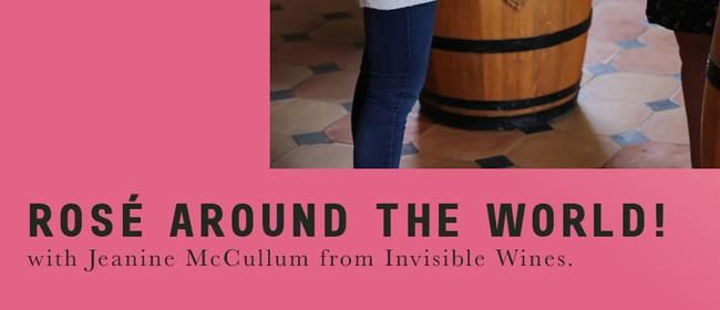 Rosés Around the World With Jeanine McCullum