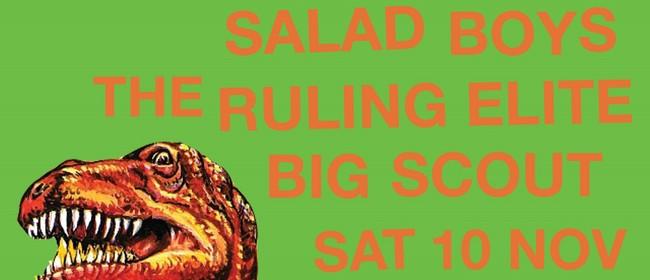 Salad Boys, The Ruling Elite, Big Scout