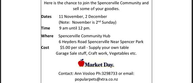 Spencerville Community Market