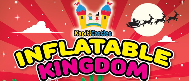 Inflatable Kingdom 2018 - Christmas Edition
