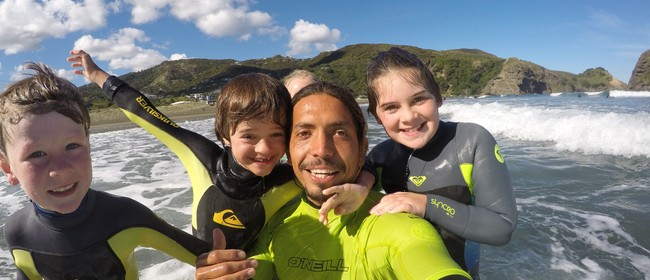 School Holiday 3 Day Surf Programme 2018/2019