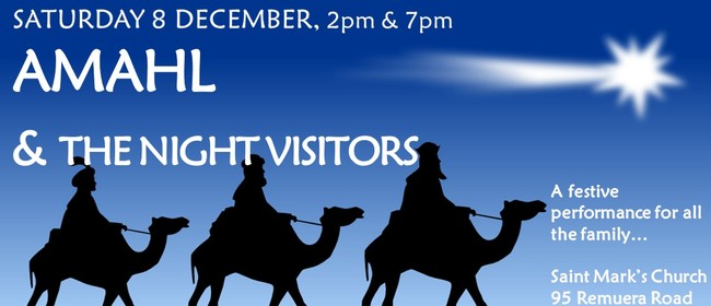 Amahl and The Night Visitors - A Musical Christmas Story