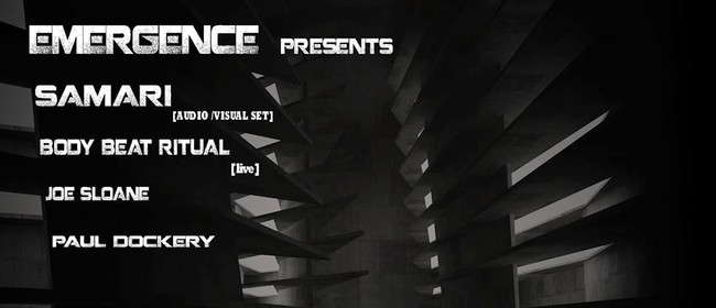 Emergence Presents: Samari & Body Beat Ritual
