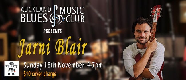 Jarni Blair - Auckland Blues Music Club