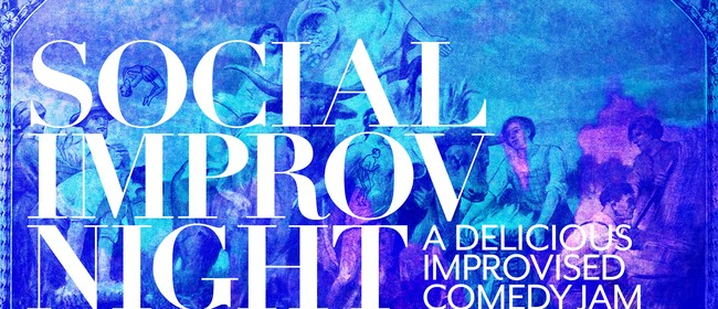 Social Improv Night - November Jams
