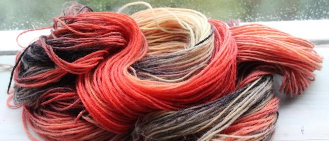 Creative Fibre Pop-Up Fibre and Yarn Market
