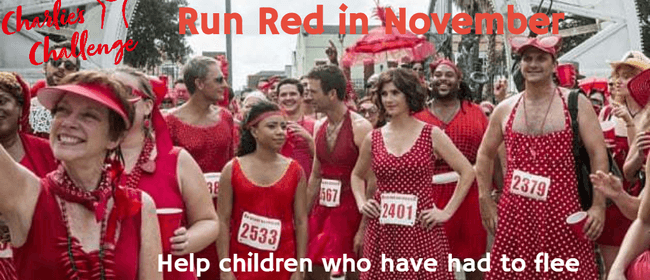 Run Red for Children