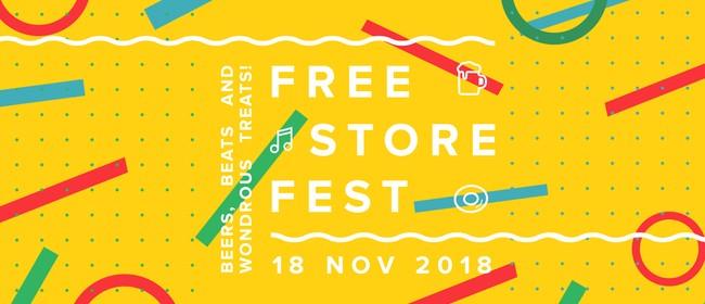 Free Store Fest 2018
