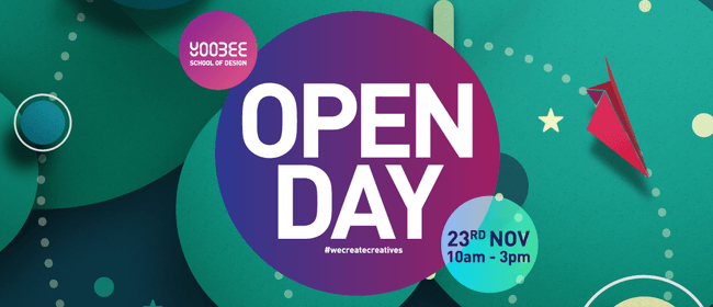 OPEN DAY - Yoobee School of Design
