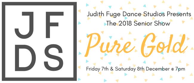 Judith Fuge Dance Studios Present: Pure Gold