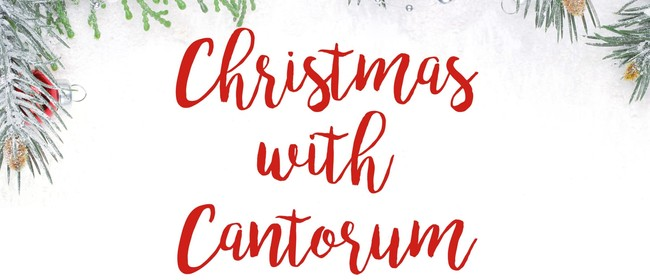 Christmas with Cantorum