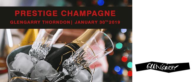 Prestige Champagne Tasting
