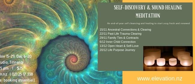 Self Discovery & Sound Healing Meditation