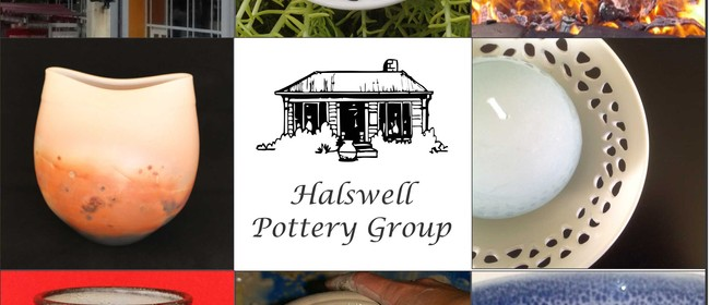 Halswell Pottery Group's Pottery Sales Stall