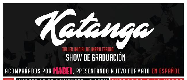 Mabel & Katanga: Show de Impro en Español