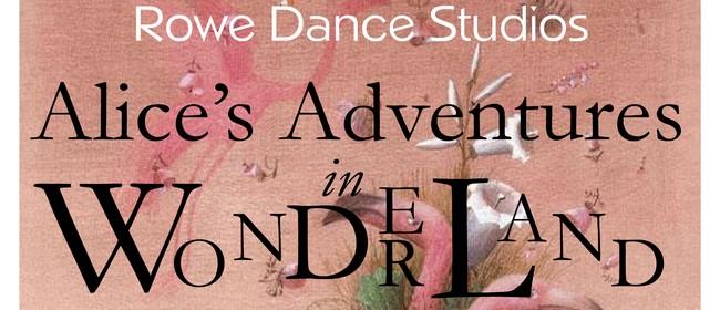 Rowe Dance: Alice's Adventures in Wonderland